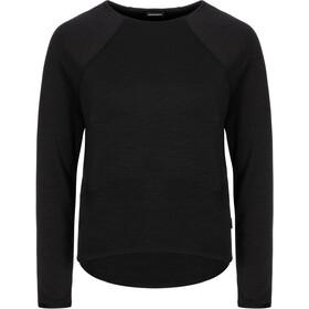 super.natural Super Crop Sweater Women jet black